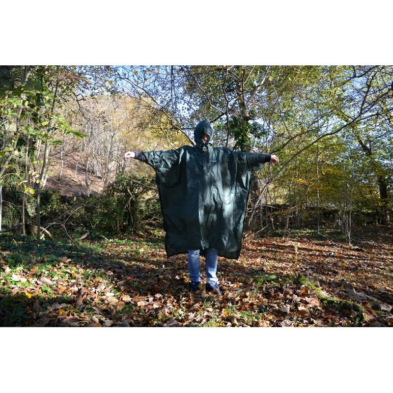Skarpetki Bridgedale WoolFusion Trail Dark Green