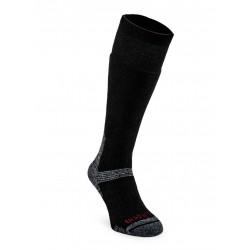 Skarpety zimowe Bridgedale Explorer Heavy Merino E Knee – black