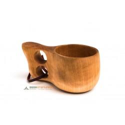 Kuksa fińska - Mała z dwoma otworami