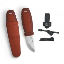 Nóż Mora Eldris Neck Knife - Czerwony