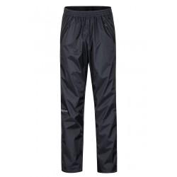 Spodnie Marmot PreCip Eco Full-Zip Pants - Black