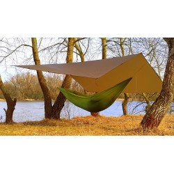 Bushmen Travel Gear Tarp 3×3 ULTRALIGHT