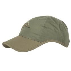 Helikon - Czapka Logo Cap - Olive green/Adaptive Green