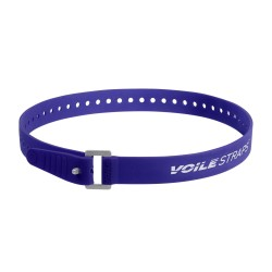 "Pasek mocujący Voile z klamrą alu - Voile-USA Niebieski 32"" XL Series"