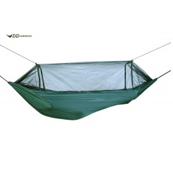 DD Hammocks Hamak Travel Hammock / Bivi - Olive Green