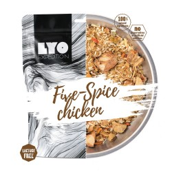 Lyofood Kurczak pięciu smaków z ryżem