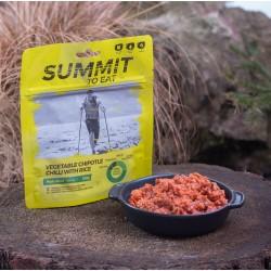 Summit to eat - Warzywa Chipotle Chilli Z Ryżem (Wegańskie)  - duża porcja