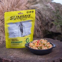 Summit to eat - Smażony Kurczak Z Ryżem   - duża porcja