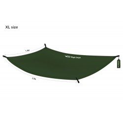 Mini tarp XL- DD Hammocks Magic Carpet