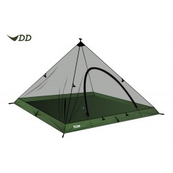 Moskitiera DD Hammocks Superlight Pyramid Mesh