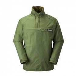 Kurtka Buffalo Special 6 Shirt - Olive green