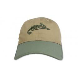 Helikon - Czapka Logo Cap - Coyote/Olive green