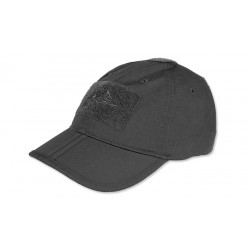 Helikon - Czapka Baseball Foldable Cap -  Czarna