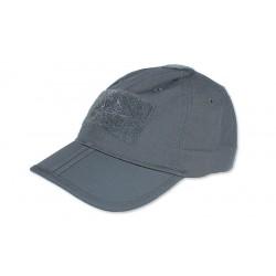 Helikon - Czapka Baseball Foldable Cap - Shadow grey