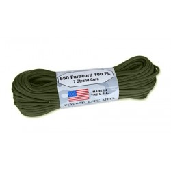 Paracord Mil Spec 550 Olive Drab
